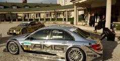 Mercedes Benz Calse C AMG