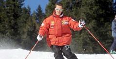 Michael Schumacher esquiando/ lainformacion.com