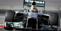 Nico Rosberg ha sido el más rápido en Montmeló/ lainformacion.com/ EFE