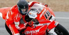 Nico Terol en Jerez/ lainformacion.com/ EFE