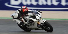 Oliveira en su Moto3