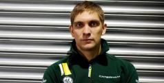 Vitaly Petrov/ caterhamf1.com
