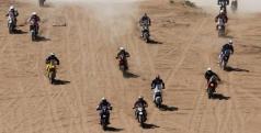 Pilotos participantes en el Dakar/ lainformacion.com