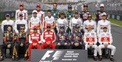 Los pilotos de Fórmula 1/ lainformacion.com