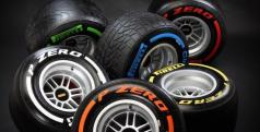 Gama de neumáticos Pirelli para 2013/ lainformacion.com