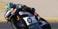 Pol Espargaró entrenando en Jerez/ lainformacion.com/ EFE