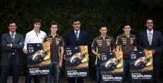 Presentación del cartel del GP Generali de la Comunitat Valenciana