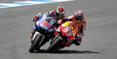 Márquez y Lorenzo continuarán su duelo en Jerez/ lainformacion.com