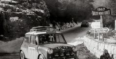 Rallie de Montecarlo de 1967
