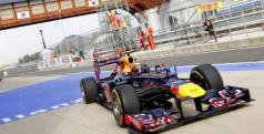 Red Bull en Corea la pasada temporada/ lainformacion.com