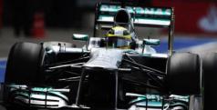 Nico Rosberg consigue la victoria en Silverstone/ lainformacion.com