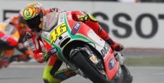Valentino Rossi en Le Mans