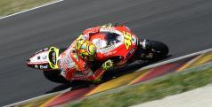 Valentino Rossi en Mugello