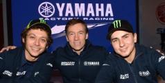 Valentino Rossi y Jorge Lorenzo / Yamaha