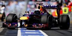 Sebastian Vettel en Albert Park/ lainformacion.com/ EFE