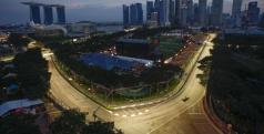 Trazado de Marina Bay en Singapur/ lainformacion.com