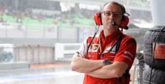 Setefano Domenicali/ Ferrari