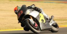 Uno de los pilotos del equipo Marc VDS Team/ lainformacion.com