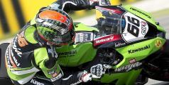 Tom Sykes será el compañero de Gadea/ Kawasaki Racing