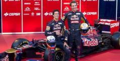 Jean-Éric Vergne y Daniel Ricciardo/ lainformacion.com/ EFE