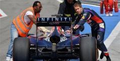 Sebastian Vettel en Bahrein/ lainformacion.com