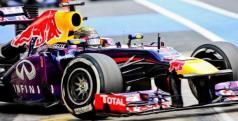 Vettel sale a pista con Hungry Heidi, su RB9/ lainformacion.com