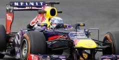 Vettel consigue el mejor tiempo de los libres en Japón/ lainformacion.com