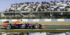 Sebastian Vettel en Montmeló/ lainformacion.com/ EFE