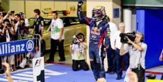 Vettel consigue una nueva victoria en Austin/ lainformacion.com