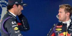 mark Webber y Sebastian Vettel/ lainformacion.com