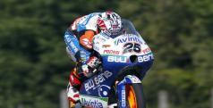 Maverick Viñales en Brno