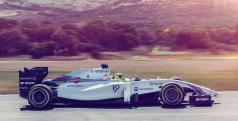 Nueva imagen del equipo Williams Martini Racing